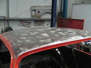 Car Paint Repair Devon