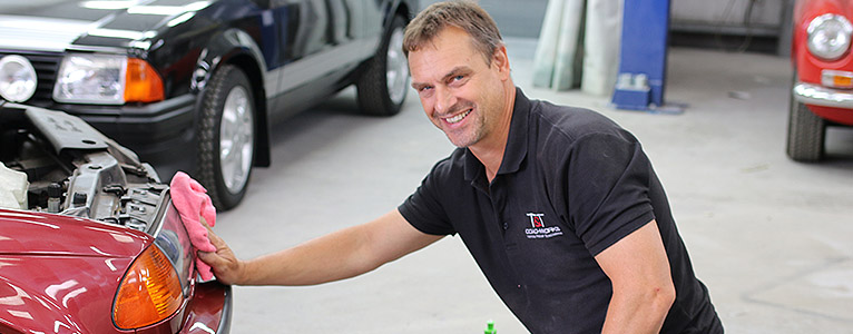 Car body dent repair Exeter