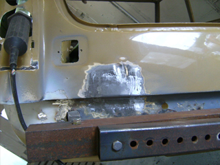 Car Body Work Devon