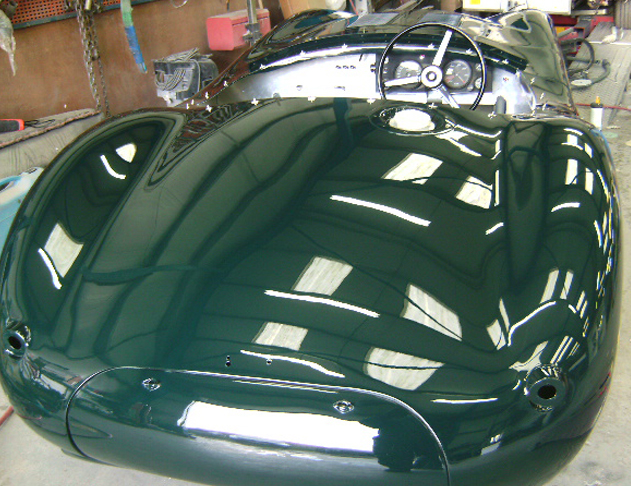 Car Body Restoration Devon